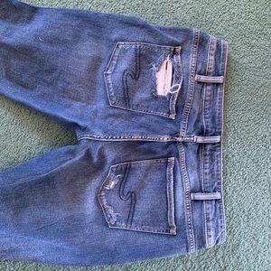Silver Jeans Jeans - Silver boyfriend cut jeans